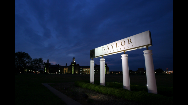 Baylor Rises to No. 71 in Latest U.S. News Rankings