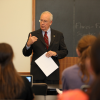 Baylor President Starr to Discuss Federalist Papers at Baylor Law School