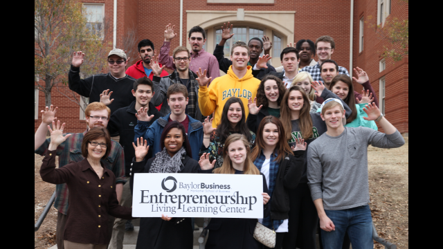 Baylor Entrepreneurship Program Ranked Third in the Nation