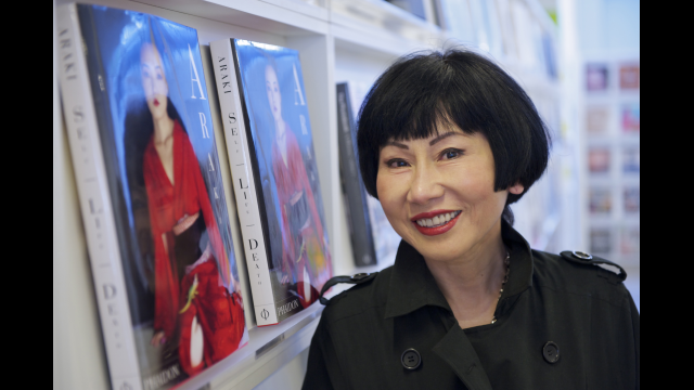 Award-winning Author Amy Tan Will Speak at Baylor's Beall-Russell Lectures in the Humanities on Sept. 29