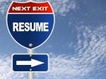 Resume Sign Alumni Page