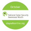 Cyber Security Awareness Month: 12 Steps to Stay Safe Online