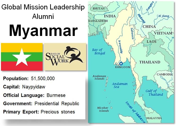 GML - Myanmar Banner