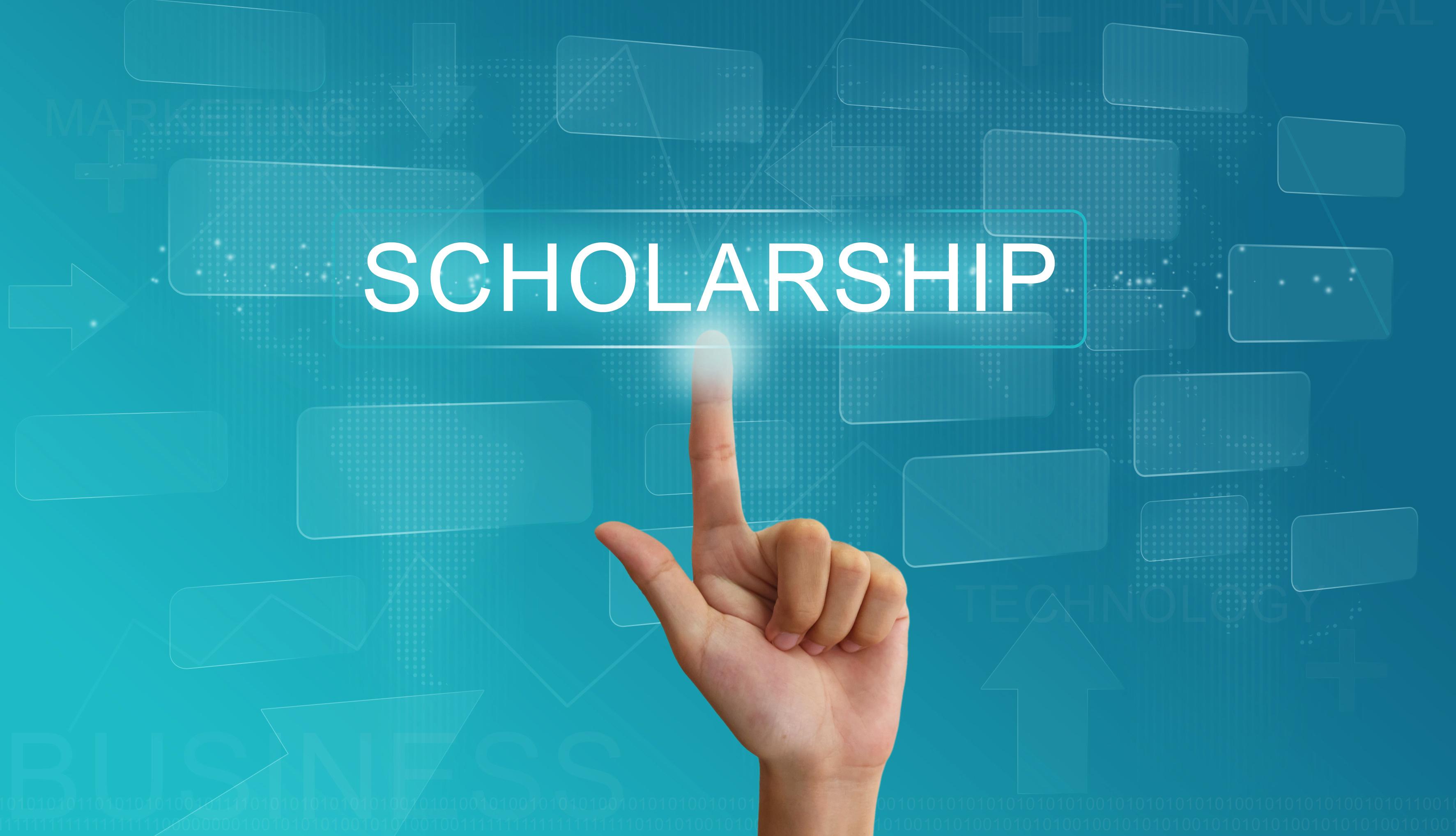 Scholarship Stock Photo