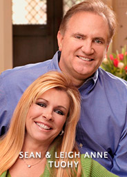 On Topic with Sean and Leigh Anne Tuohy
