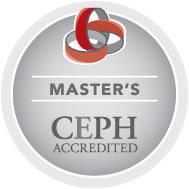 MPH CEPH Master's Accredited