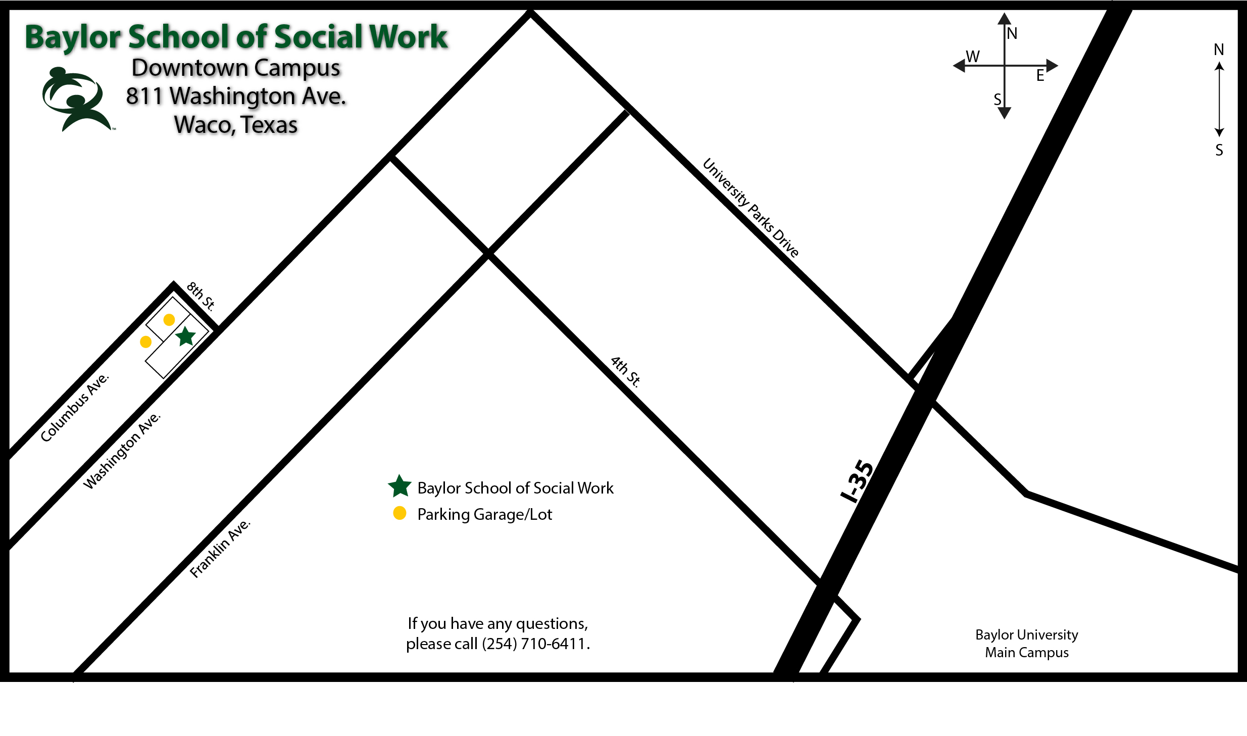 Map to BSSW
