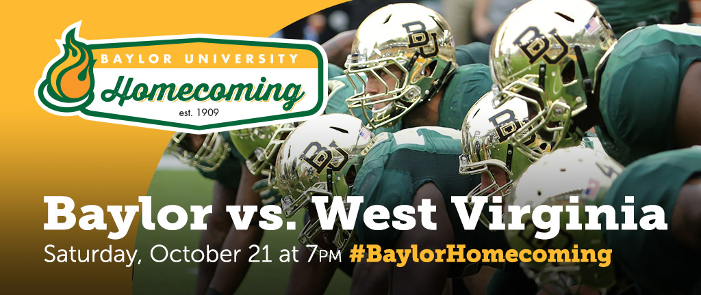 Homecoming Events - Football vs. WVU