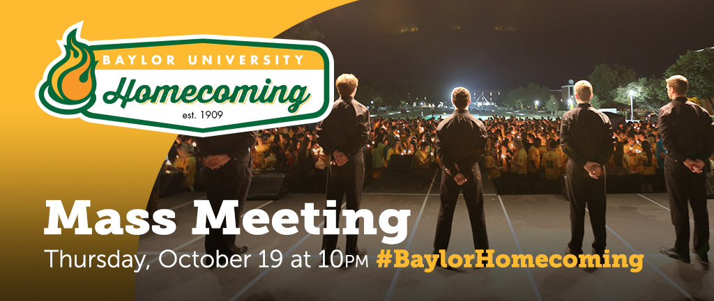 Homecoming Events - Freshman Mass Meeting