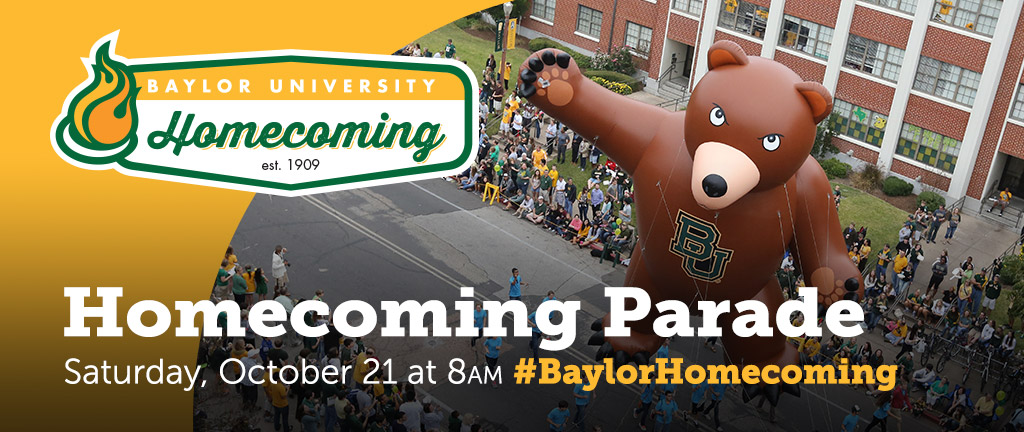Homecoming Events - Homecoming Parade
