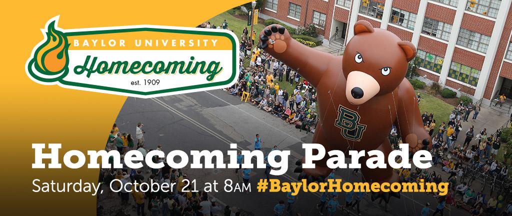 Homecoming Events - Homecoming Parade