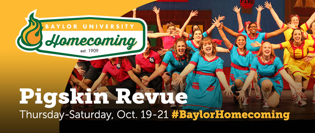 Homecoming Events - Pigskin Revue