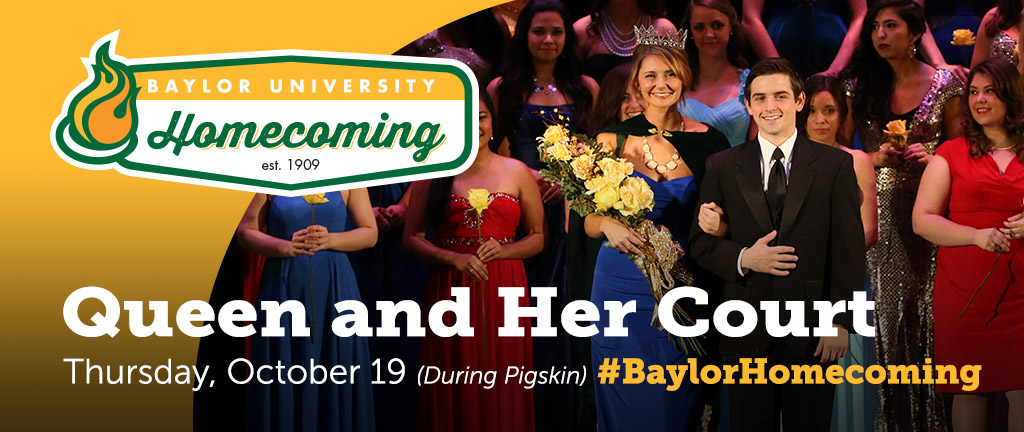 Homecoming Events - Queen & Her Court