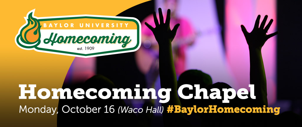 Homecoming Events - Homecoming Chapel