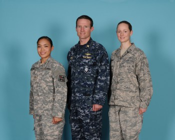 Chance of getting into the military w/ college coursework?