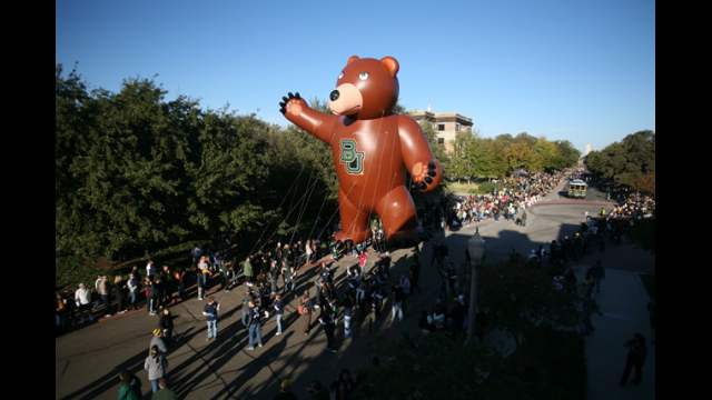 Welcome Home Baylor Nation: Baylor University's 2014 Homecoming Events and Highlights