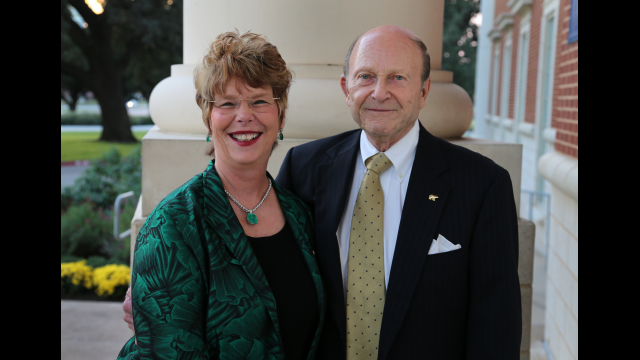 Regents Celebrate Significant Naming Gift from William and Mary Jo Robbins for Robbins College of Health and Human Sciences at Baylor University