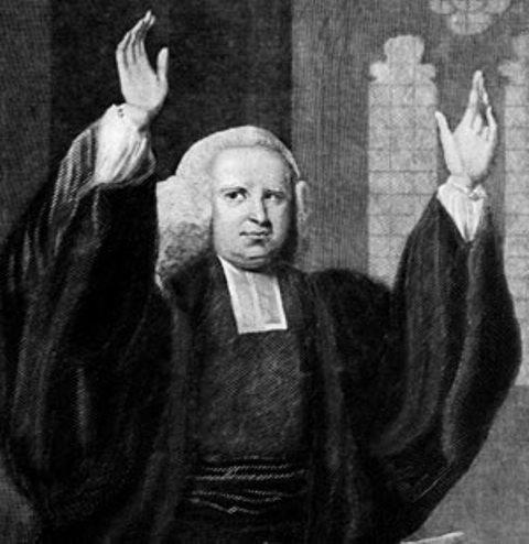 evangelist George Whitefield