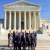 Ten Baylor Law Graduates Admitted to Bar of the Supreme Court of the United States