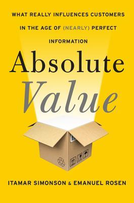 Book Cover: Absolute Value