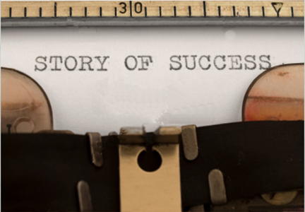 Title Graphic: Story of Success