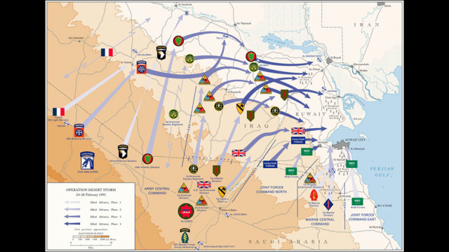 GWI Map