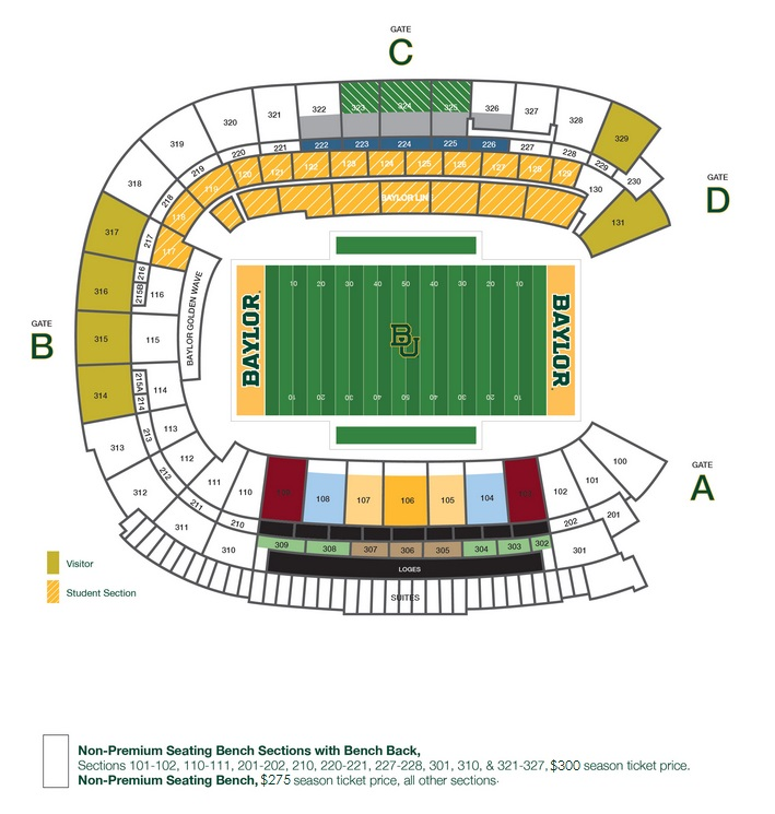 football Stadium Seating 2015