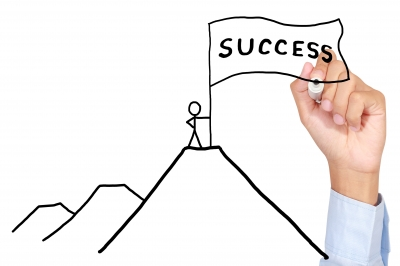 stock photo representing success
