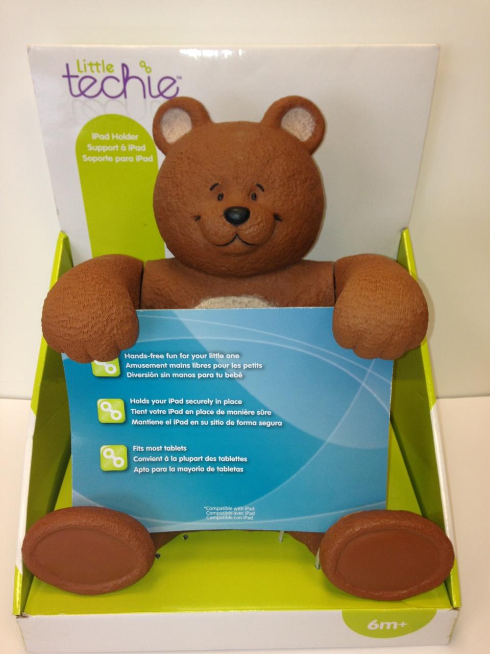 Gala 2015 - ipad Bear