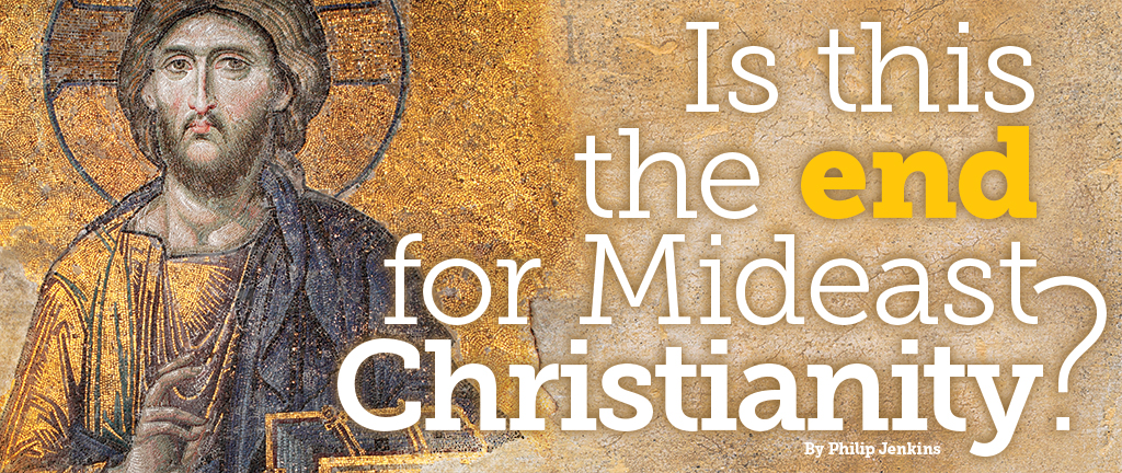 Christianity's Crisis in the Middle East