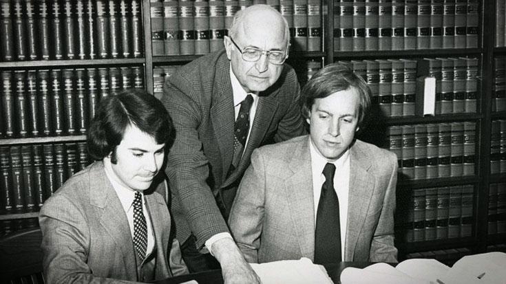 Baylor Mourns Passing Of Legendary Law Professor Matt Mad Dog