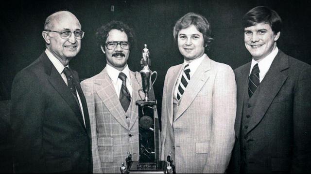 Dawson trophy
