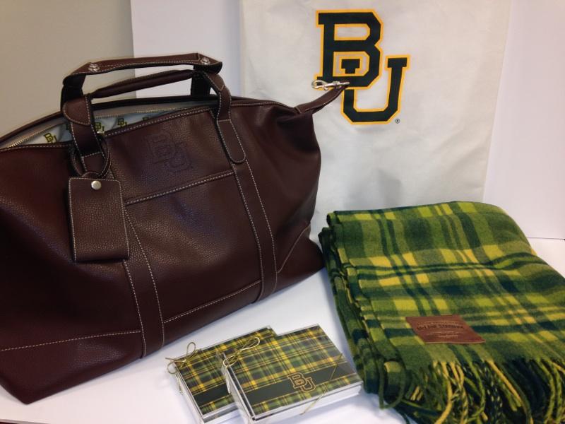 Gala  2015 - bag and blanket