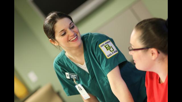 Nursing photo