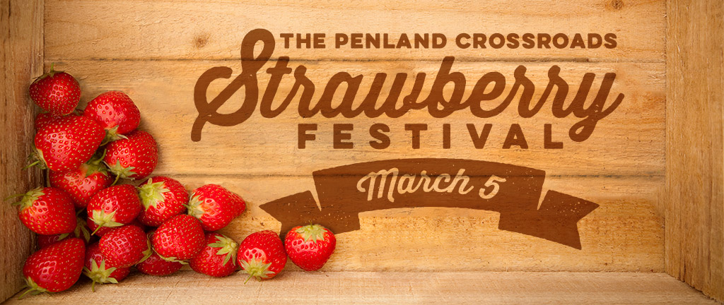 The Penland Crossroads Strawberry Festival, March 5