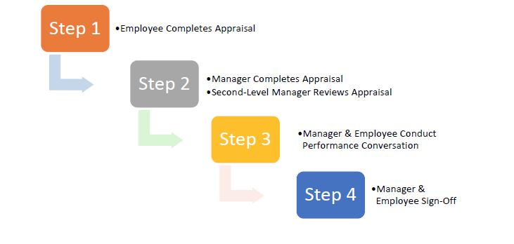 Performance Appraisal Steps