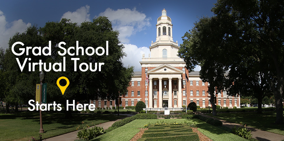 Graduate School Virtual Tour