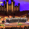 Baylor University's A Cappella Choir Gives Performance at Mormon Temple in Salt Lake City