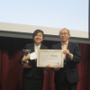 Baylor Contestant Wins First Place in Texas State Japanese Speech Contest