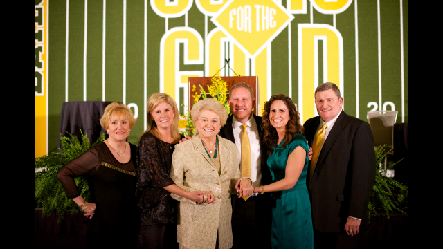 Lead Gift from Longtime Benefactor Supports Purchase of New Building for Baylor Nursing School