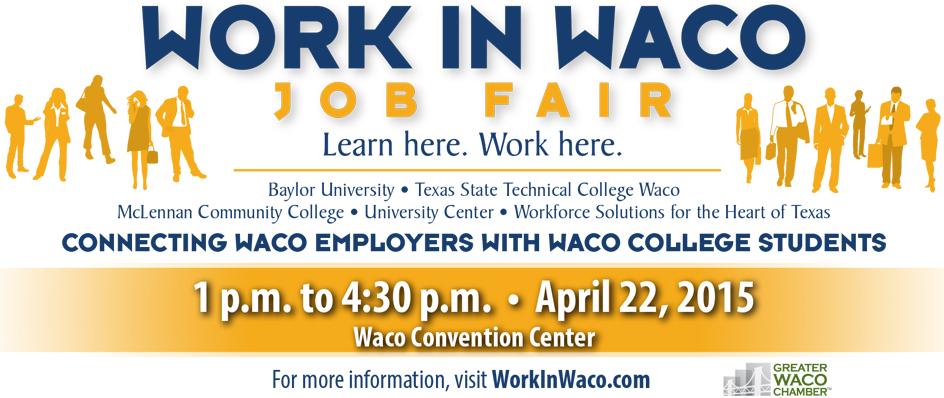 Work In Waco<br> Job Fair