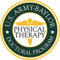 Army-Baylor Logo Oval