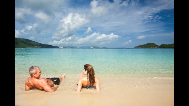Paradise and tan