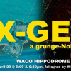 "Film Screening of ""X-Gen,"" a grunge-Noir fable"