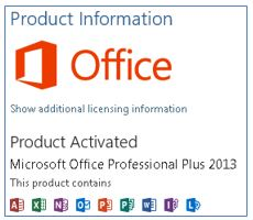 Office 365 Installation | Information Technology Services
