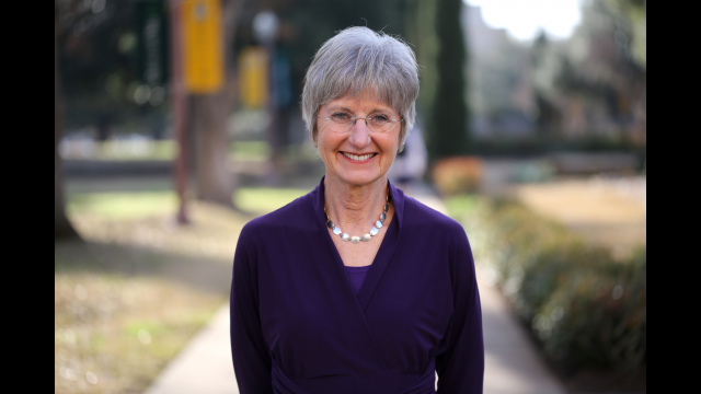 Baylor's  Board of Regents Votes to Name School of Social Work for Dean Diana R. Garland