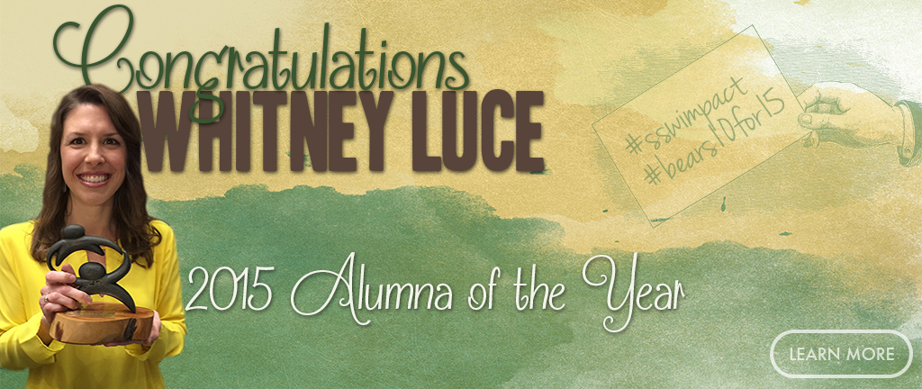 Luce Alumni of the Year Homepage Slide
