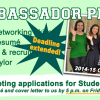 CPD Student <br>Ambassadors