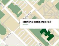 Memorial Thumb Map