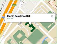 Martin Thumb Map
